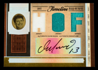 Dan Marino 2006 Playoff National Treasures Timeline Material Signature HOF #9/13 at PristineAuction.com