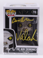 "Bonnie Aarons Signed Pop! Movies ""The Nun"" #776 The Nun (Demonic) Funko Pop! Vinyl Figure Inscribed ""Valak"" (JSA COA) at PristineAuction.com"