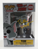 """Billy West Signed Pop! Animation """"Tom and Jerry"""" #409 Tom Funko Pop! Vinyl Figure (JSA COA) at PristineAuction.com"""