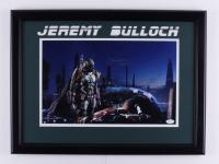 "Jeremy Bulloch Signed 18.5x22.5 Custom Framed Photo Display Inscribed ""Boba Fett"" (JSA COA) at PristineAuction.com"