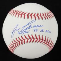 "Jose Canseco Signed OML Baseball Inscribed ""88 AL MVP"" (Beckett Hologram) (See Description) at PristineAuction.com"