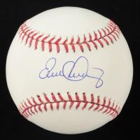 Evan Longoria Signed OML Baseball (Longoria Hologram) at PristineAuction.com