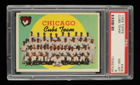 1959 Chicago Cubs Topps #304 CL (PSA 8) at PristineAuction.com