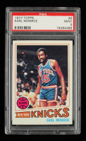 Earl Monroe 1977-78 Topps #6 (PSA 9) at PristineAuction.com