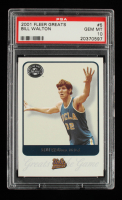 Bill Walton 2001 Greats of the Game #5 (PSA 10) at PristineAuction.com