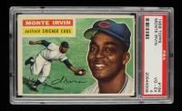 Monte Irvin 1956 Topps #194 (PSA 4) at PristineAuction.com