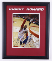 Dwight Howard Signed 18.5x22.5 Custom Framed Photo Display (JSA COA) (See Description) at PristineAuction.com