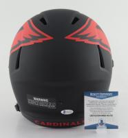 Kenyan Drake Signed Cardinals Full-Size Eclipse Alternate Speed Helmet (Beckett COA) (See Description) at PristineAuction.com