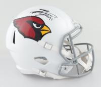 Kenyan Drake Signed Cardinals Full-Size Speed Helmet (Beckett COA) (See Description) at PristineAuction.com