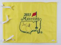 Adam Scott Signed 2013 Masters Tournament Pin Flag (JSA COA) (See Description) at PristineAuction.com