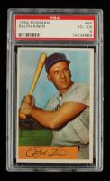 Ralph Kiner 1954 Bowman #45 (PSA 4) at PristineAuction.com