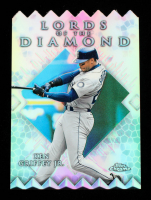 Ken Griffey Jr. 1999 Topps Chrome Lords of the Diamond Refractors #LD1 at PristineAuction.com