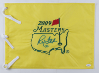Ray Floyd Signed 2009 Masters Tournament Pin Flag (JSA COA) (See Description) at PristineAuction.com