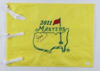 Ian Woosnam Signed 2011 Masters Tournament Pin Flag (JSA COA) (See Description) at PristineAuction.com