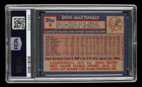 Don Mattingly 1984 Topps #8 RC (PSA 9) at PristineAuction.com