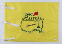 Doug Ford Signed 2007 Masters Tournament Pin Flag (JSA COA) at PristineAuction.com