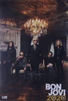 Jon Bon Jovi Signed Bon Jovi 13x19 Promotional Poster (Beckett COA) at PristineAuction.com