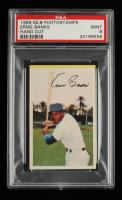 Ernie Banks 1969 MLB PhotoStamps #118 (PSA 9) at PristineAuction.com