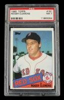 Roger Clemens 1985 Topps #181 RC (PSA 7) at PristineAuction.com