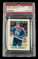 Wayne Gretzky 1987-88 O-Pee-Chee Minis #13 (PSA 9) at PristineAuction.com