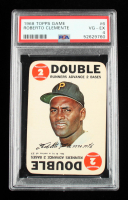 Roberto Clemente 1968 Topps Game #6 (PSA 4) at PristineAuction.com