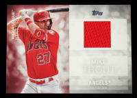 Mike Trout 2020 Topps Major League Materials #MLMMTR at PristineAuction.com