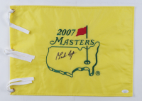 Charles Coody Signed 2007 Masters Tournament Pin Flag (JSA COA) at PristineAuction.com
