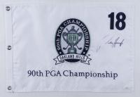 Padraig Harrington Signed 2008 PGA Championship Pin Flag (JSA COA) at PristineAuction.com