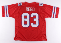 Andre Reed Signed Jersey (Beckett Hologram) (See Description) at PristineAuction.com