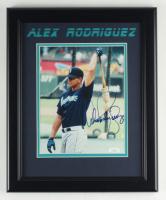 Alex Rodriguez Signed 13.5x16.5 Custom Framed Photo Display (JSA Hologram) at PristineAuction.com