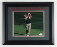 Ben Crenshaw Signed 13.5x16.5 Custom Framed Photo Display (JSA COA) at PristineAuction.com