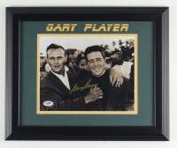 Gary Player Signed 13.5x16.5 Custom Framed Photo Display (PSA COA) at PristineAuction.com