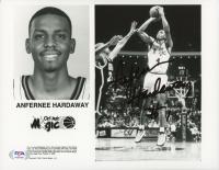 "Anfernee ""Penny"" Hardaway Signed Magic 8x10 Photo (PSA COA) at PristineAuction.com"