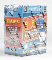 2021 Panini Prestige Football Blaster Box with (8) Packs (See Description) at PristineAuction.com