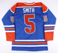Steve Smith Signed Jersey (Beckett COA) (See Description) at PristineAuction.com