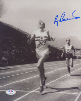 Roger Bannister Signed 8x10 Photo (PSA COA) at PristineAuction.com