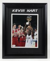 Kevin Hart Signed 14x17 Custom Framed Photo Display (JSA COA) at PristineAuction.com