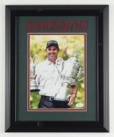 Padraig Harrington Signed 13.5x16.5 Custom Framed Photo Display (JSA COA) (See Description) at PristineAuction.com