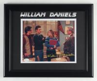 "William Daniels Signed ""Boy Meets World"" 13.5x16.5 Custom Framed Photo Display (JSA Hologram) at PristineAuction.com"