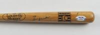 Tom Glavine Signed Louisville Slugger Mini Baseball Bat (PSA COA) at PristineAuction.com