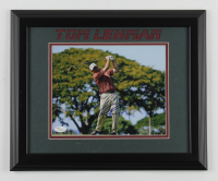 Tom Lehman Signed 14x17 Custom Framed Photo Display (JSA COA) at PristineAuction.com