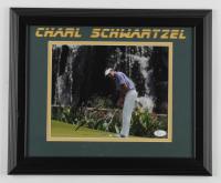 Charl Schwartzel Signed 14x17 Custom Framed Photo Display (JSA COA) at PristineAuction.com
