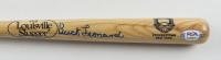 Buck Leonard Signed Louisville Slugger Mini Baseball Bat (PSA COA) at PristineAuction.com