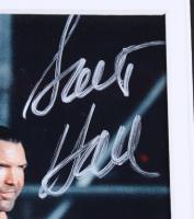 Kevin Nash & Scott Hall Signed 14x17 Custom Framed Photo Display (JSA COA) at PristineAuction.com