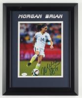 Morgan Brian Signed Team USA 13.5x16.5 Custom Framed Photo Display (JSA COA) (See Description) at PristineAuction.com