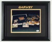 Steve Garvey Signed Dodgers 13.5x16.5 Custom Framed Photo Display (JSA COA) (See Description) at PristineAuction.com