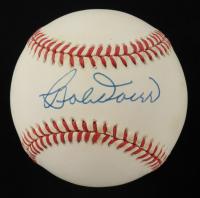 Bobby Doerr Signed OAL Baseball (PSA COA) at PristineAuction.com