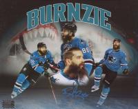 Brent Burns Signed Sharks 8x10 Photo (Burns COA) at PristineAuction.com