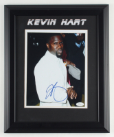 Kevin Hart Signed 14.5x17.5 Custom Framed Photo Display (JSA COA) at PristineAuction.com