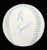 Royce Lewis Signed OML Mother's Day Baseball (PSA COA) at PristineAuction.com